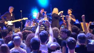 Patti Smith, full set 3of3 live Barcelona 30-05-2015, Primavera Sound Auditori