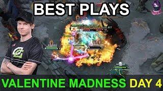 Dota 2 Valentine Madness BEST PLAYS Day 4 Highlights Dota 2 Time 2 Dota #dota2