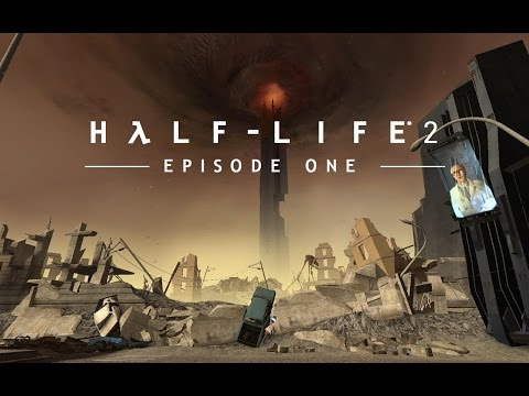 Half-Life 2: Episode One Part 12 - PIPE TENSION