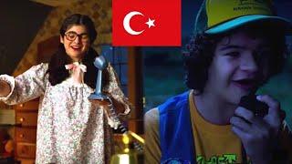 Dustin ve Suzienin şarkısı - Türkçe Altyazılı/Never Ending Story -Stranger Things 3
