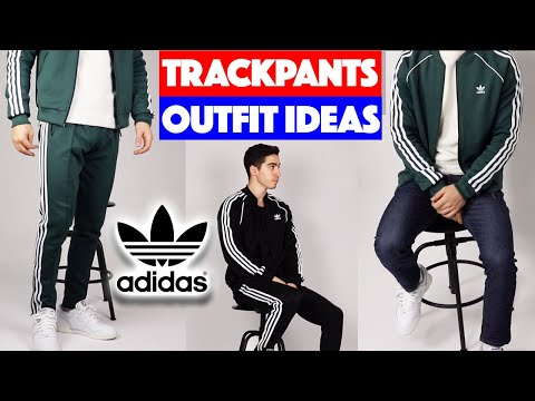 how-to-style:-adidas-track-suit-for-men---outfit-ideas