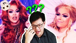 Straight Men Watch Drag Race For The First Time: Season 10 Ep 6 | OneWingedChris