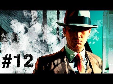 LA Noire Gameplay Walkthrough Part 12 - Incognito