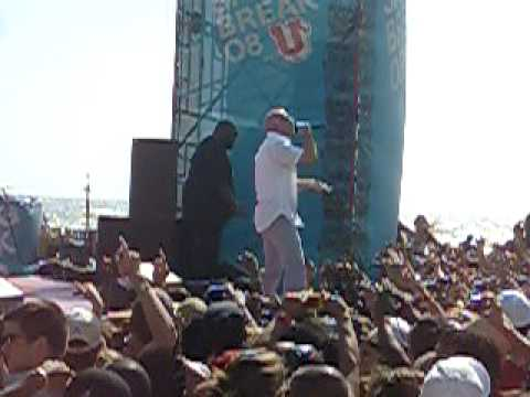 Spring Break 08 - Rick Ross, Khaled, Pitbull - Holla At Me Baby