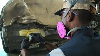 Shortage of car body experts hitting industry hard