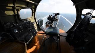 B-17 Flying Fortress Memphis Belle Ride Along