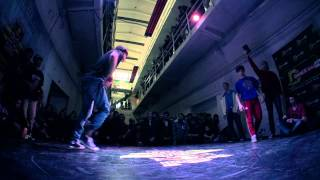 Slava vs Robs-One | 1/8 | Red Bull BC One Rostov-On-Don Cypher 2014