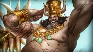 "SMITE Kumbhakarna - ""Feed the Fatman"""