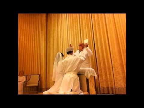 Mormon Temple: Law of Consecration (filmed w/ hidden camera)