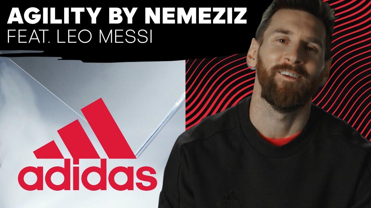 Agility By Nemeziz Feat Leo Messi Youtube