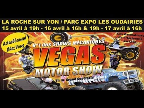 Cascadeurs Vegas Motor Show 2017.
