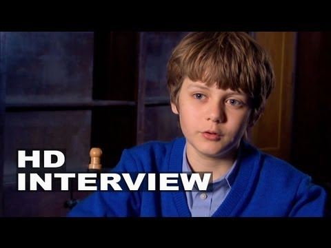 Insidious Chapter 2: Ty Simpkins On Set