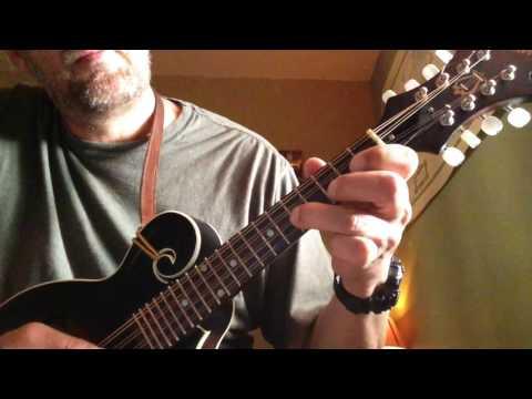 Classical mandolin lesson - Bach, Minuet in G major