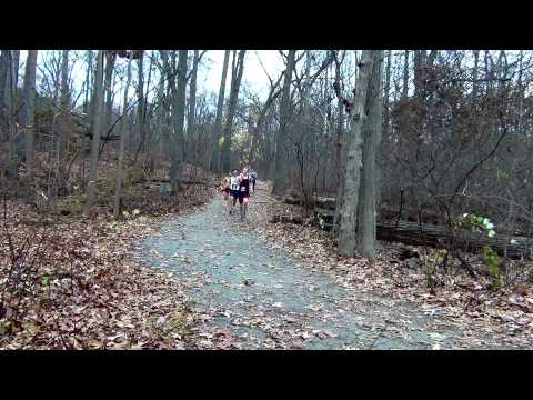 Foot Locker CC 2012 Northeast Boys Race Highlights