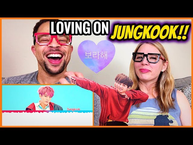 LOVING ON JUNGKOOK - First Time Reaction to BTS EUPHORIA MV & LIVE PERFORMANCE!