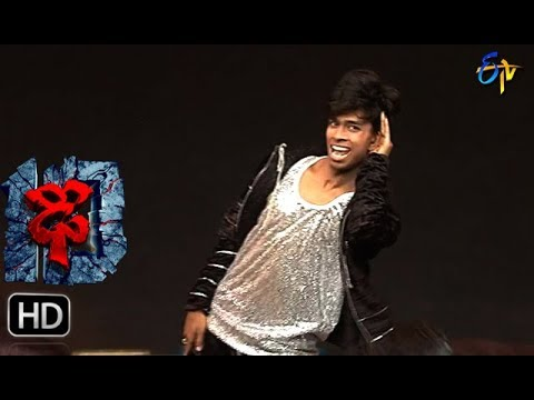 Mukul Performance | Dhee 10 | 2nd August 2017| ETV Telugu