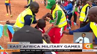 Kenya carries the day in East Africa military games cross country