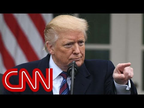 Trump grilled over shutdown, border wall (entire Rose Garden Q&A) Mp3