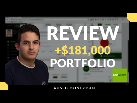 Selfwealth - Review And Walkthrough (How To Place A Trade)