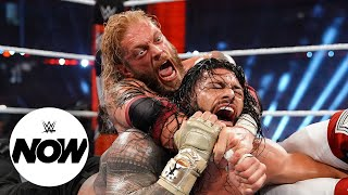 Full WrestleMania 37 – Night 2 results: WWE Now