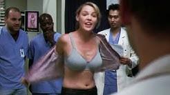 Hot Strip Scene | Izzie Stevens Showing Tattoo Scene | Katherine Heigl
