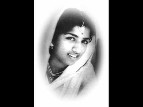 Kis Kis Ko Deepak Pyar Kare Lata Mangeshkar Film Anjali (1957) Music Jaidev.