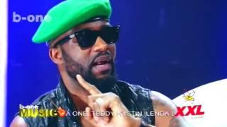 FALLY IPUPA dans b-one Music, 25 Oct 15 avec Papy Mboma