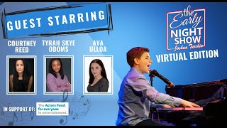 S5 Ep6 Courtney Reed sings Swingin w The Mouse, Ava Ulloa sings, Tyrah Skye Odoms duets with Joshua