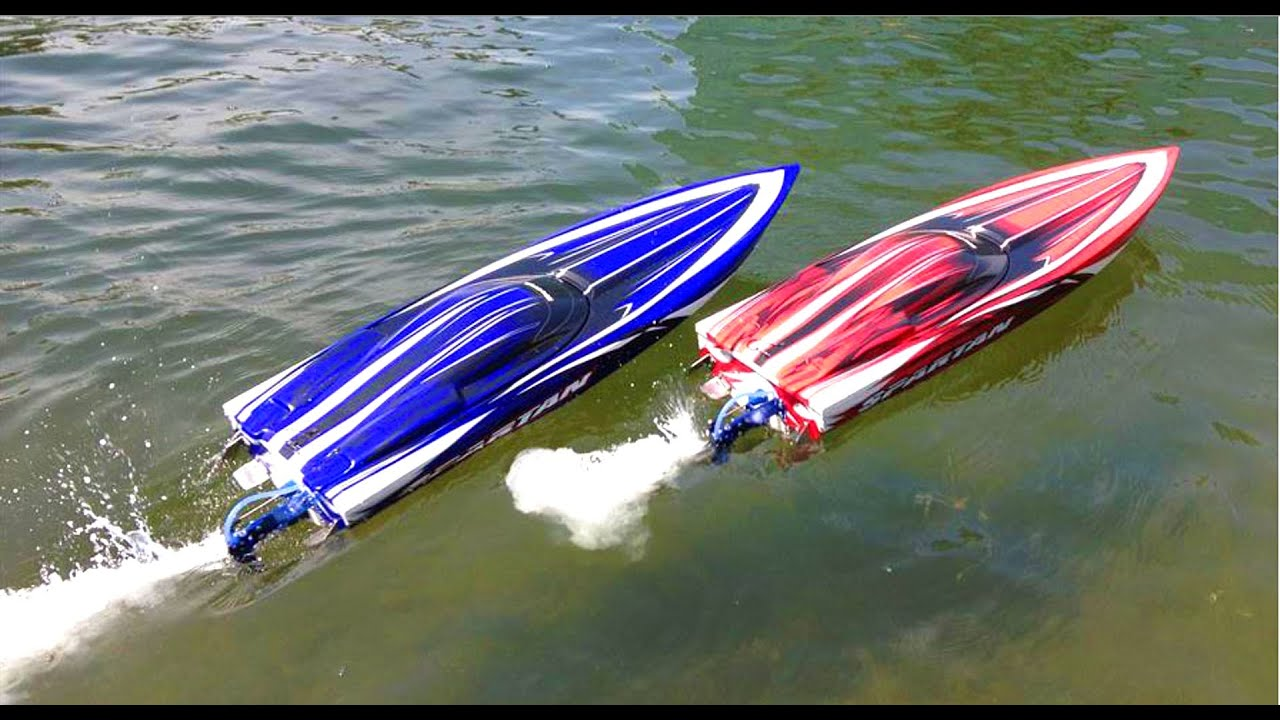 Pool Kaufen Poco Rc Adventures Duelling Traxxas Spartan Speed Boats And
