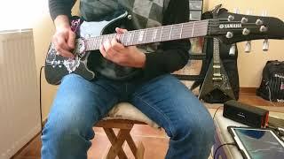 Kıraç - Kerkük Zindanı -Rock - Metal -gitar cover by Mahmut Yıldız
