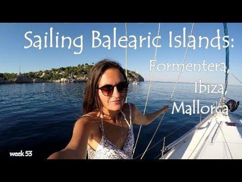 Sailing Balearic Islands: Formentera, Ibiza, Mallorca by Sailing JAEKA, week 53