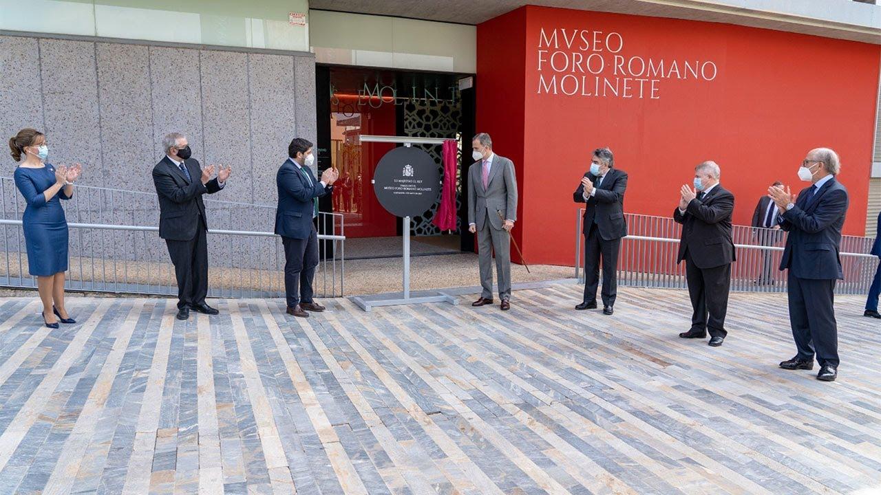 Cartagena abre una nueva ventana a la historia con el Museo Foro Romano Molinete