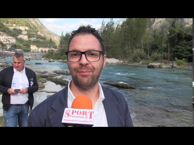 RAFTING - Campionato Italiano in Valbrenta  - int Alberto Cavalli