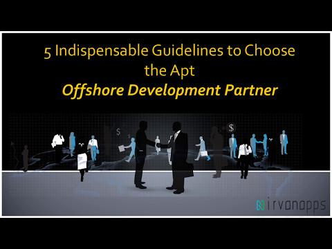 Choosing Offshore IT Services is a Smart & Rewarding Decision