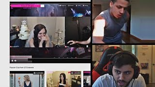 TYLER1 SHOWS HOW TO WIN GAMES WITH YUUMI NEW CHAMP | YASSUO REACTS TO HIS FRIEND SLIKKER | LOL