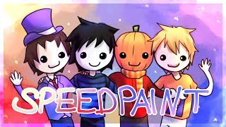 Speedpaint: Derp-Freedomsquad