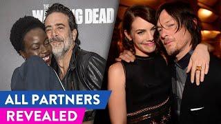 The Walking Dead: Real-Life Partners Revealed! |⭐ OSSA Radar