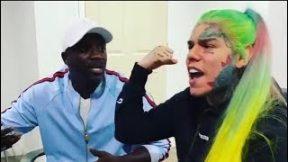 6ix9ine & Akon - Locked Up (Remix)
