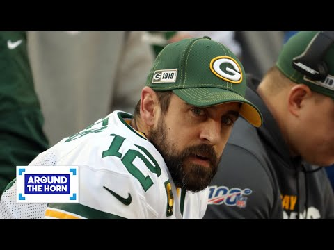 Will Aaron Rodgers ever leave the Packers for another team? | Around The Horn