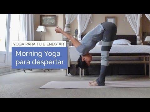 Morning Yoga: Yoga para despertar (10 minutos)