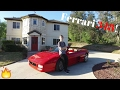 Joy ride in a Ferrari 348 Spider!