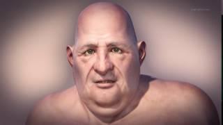 Brekel Kinect Pro Face Motion Capture Genesis 3 Male Test