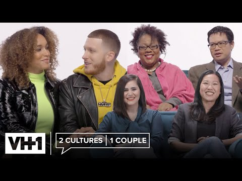 Multicultural Couples Discuss How They Met | 2 Cultures, 1 Couple