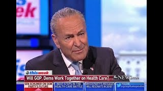 Chuck Schumer: Dems Open To Medicare For All
