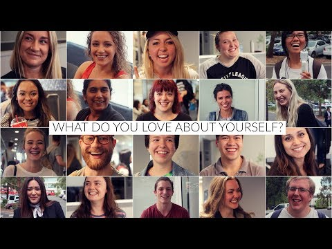 Asking People What They Love About Themselves | Elisabeth Beemer