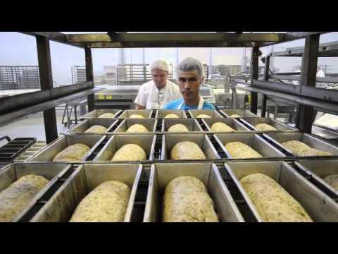 Snack Food & Wholesale Bakery Visits Angelic Bakehouse
