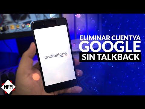 Eliminar O Saltar Cuenta De Google Sin Talkback | Android One, 9.0 | 2019 | Nokia, Xiaomi, Moto,etc