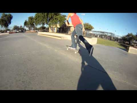 Megan Black Skate Footage
