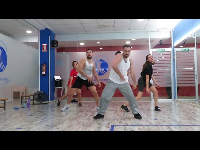 Summer Dance - 1er. día - Dance Factory Alcorcón - Pope Martínez