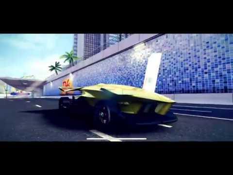 Asphalt8: ED Design Torq / Dubai (Reverse) / ST / 00:50:637
